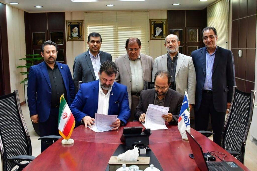 تفاهمنامه همکاریهای مشترک شرکت ملی حفاری ایران و دانشگاه صنعت نفت